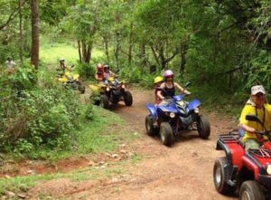 Mae Rim Attraction - ATV - Chiang Mai Tours