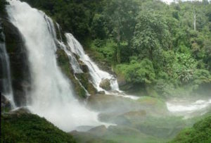 Mae Rim Attraction - Mae Sa Waterfall