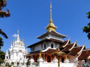 Mae Rim Attraction - Wat Pa Dara Phirom