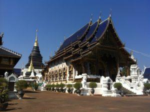 Mae Taeng Attraction - Wat Ban Den